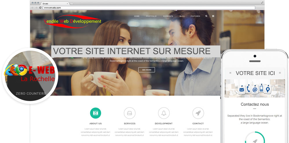 Createur site internet