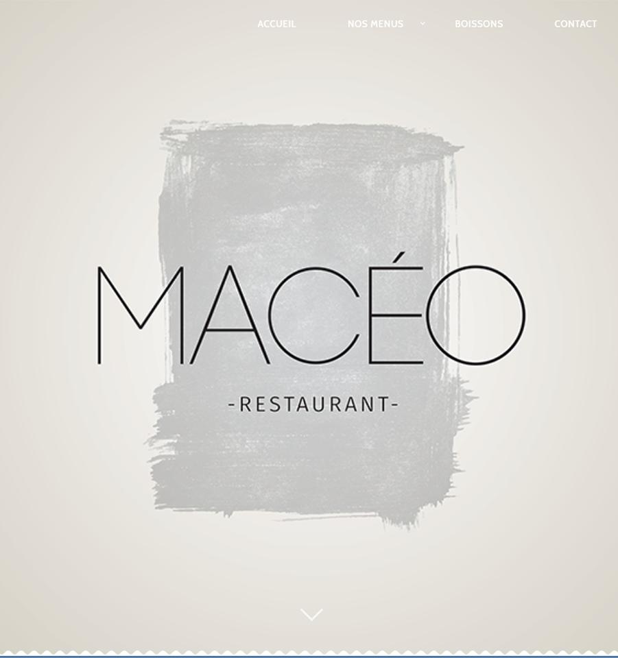 Restaurant Maceo à la Rochelle - les Minimes