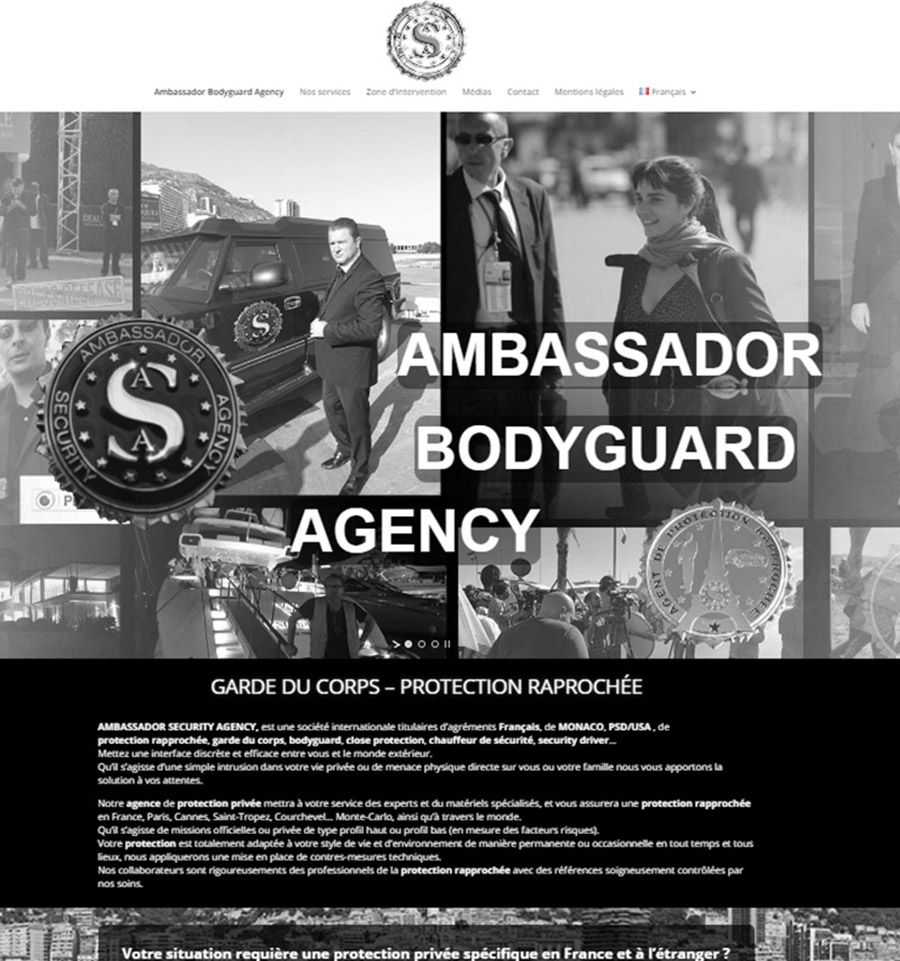 garde du corps frejus - bodyguard saint-tropez-vendée